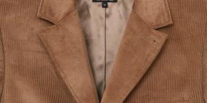 APC Tan Cord Jacket 1