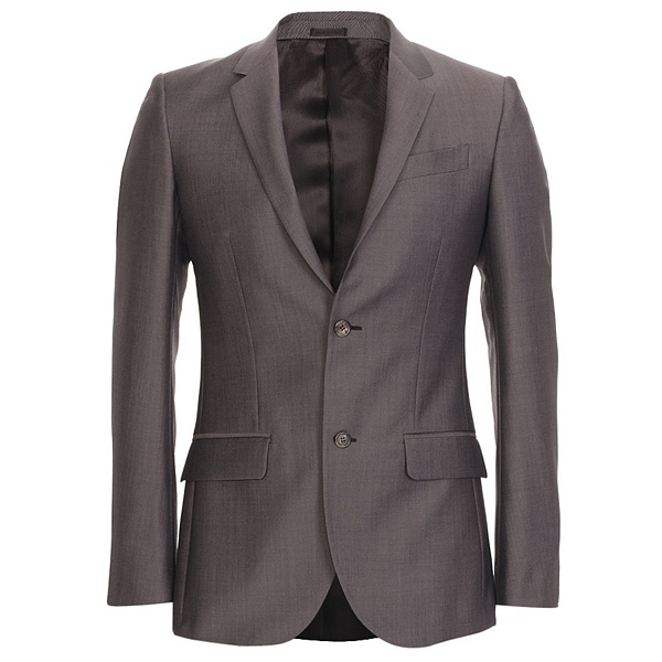 Alexander McQueen Spring Summer 2010 Rock Grey Suit 1 Alexander McQueen Spring / Summer 2010 Rock Grey Suit