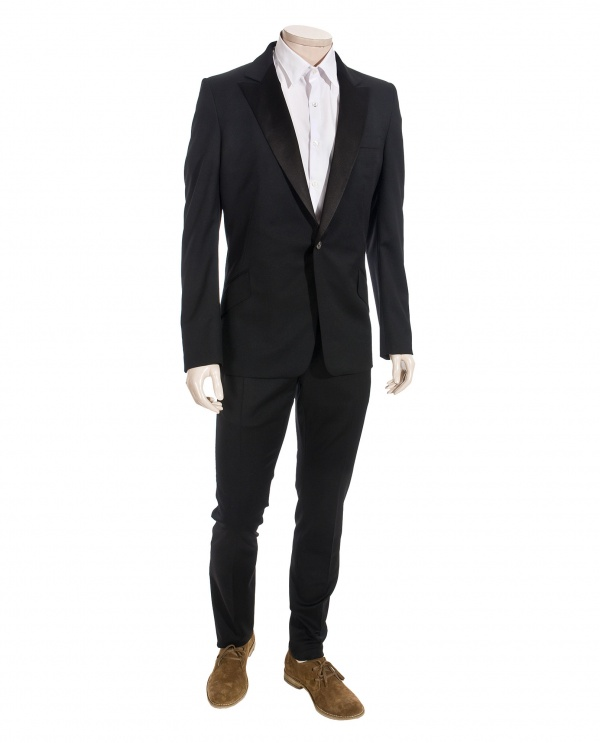 Alexander McQueen for Future Collectables Evening Suit 1 Alexander McQueen for Future Collectables Evening Suit