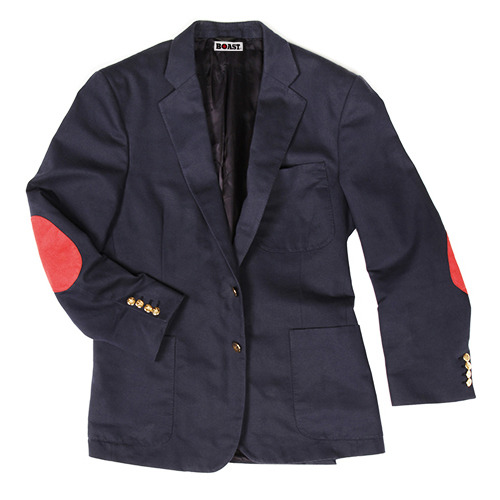 Boast Navy Blazer 01 Boast Navy Blazer