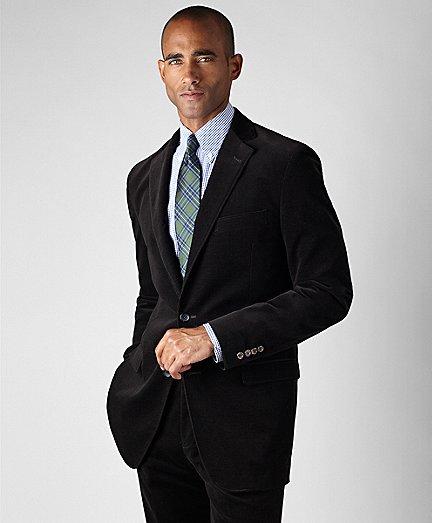 Brooks Brothers Fitzgerald Cotton Corduroy 1818 Suit 01 Brooks Brothers Fitzgerald Cotton Corduroy 1818 Suit