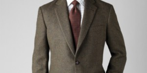 Brooks Brothers Madison Fit Herringbone Sportcoat 1