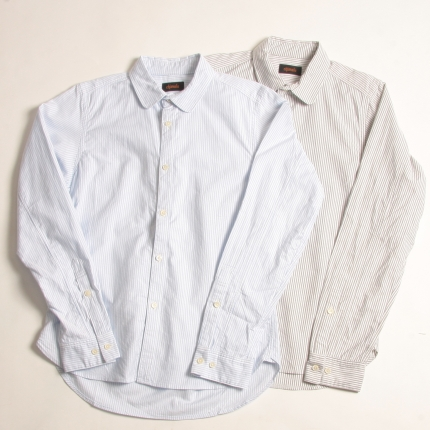 Chimala Oxford Round Collar Shirt