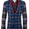 Comme Des Garçons Shirt Patchwork Plaid Sportcoat 1 100x100 Comme Des Garçons Shirt Patchwork Plaid Sportcoat