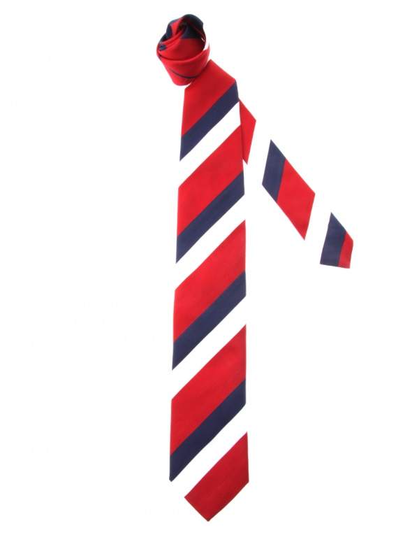 Hackett Regimental Stripe Tie 1 Hackett Regimental Stripe Tie