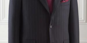 J. Press Pressidential 3 Button Sack Suit