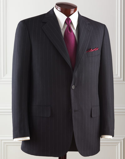 J. Press Pressidential 3 Button Sack Suit J. Press Pressidential 3 Button Sack Suit