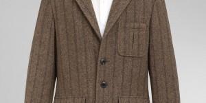 L.L. Bean Signature Wool Tweed Blazer 01