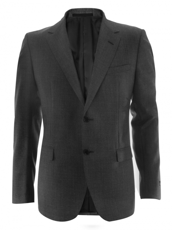 Lanvin Grey Wool Suit 1 Lanvin Grey Wool Suit