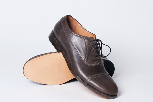 Maison Martin Margiela 22 Brown Laced Oxford 1 Maison Martin Margiela 22 Brown Laced Oxford