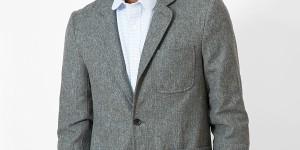 Patrik Ervell Unstructured Wool Flannel Sportcoat 1