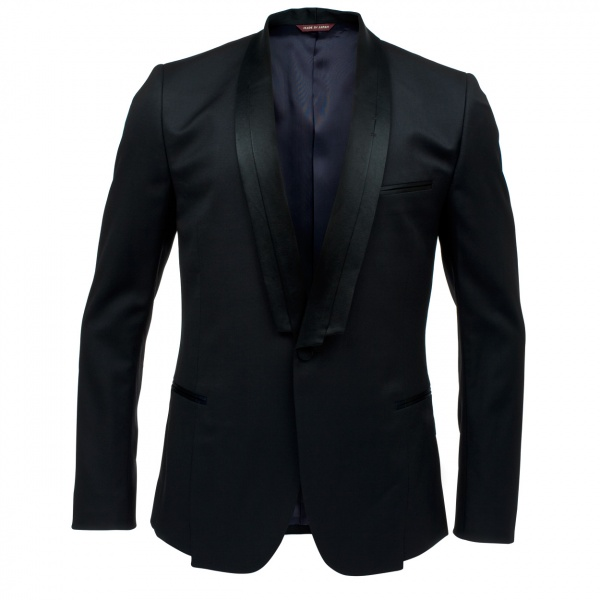 Paul Smith Black Dinner Jacket 1 Paul Smith Black Dinner Jacket
