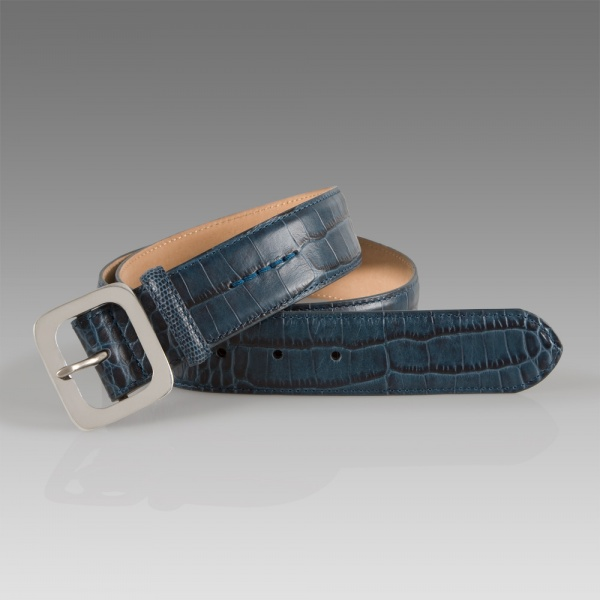 Paul Smith Mock Croc Suit Belt 1 Paul Smith Mock Croc Suit Belt