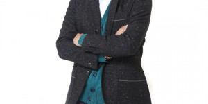 Quesorvel Recycled Tweed Blazer