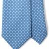 Royal Twill Silk Foulard Necktie by Drakes London 3 100x100 Royal Twill Silk Foulard Necktie by Drakes London
