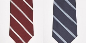 Striped Regimental Ties by J. Press 1