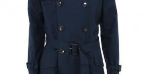 A.P.C. Marine Mac Trenchcoat 1