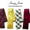 Archer Adams Blunt Tie Collection 100x100 Archer Adams Blunt Tie Collection