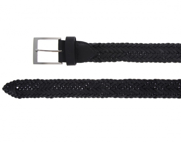 Barbour Plaited Leather Belt 1 Barbour Plaited Leather Belt