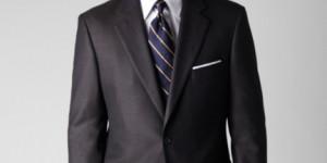 Brooks Brothers Madison Saxxon Herringbone 1818 Suit