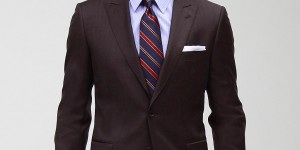 Brooks Brothers Regent Sharkskin 1818 Suit