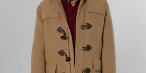 Brooks Brothers Wool Duffel Coat 1