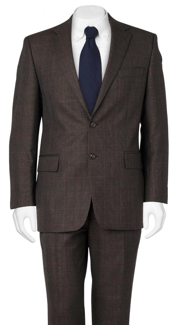 Daks Maximillian   Edwin Classic Two Button Suit 01 Daks Maximillian / Edwin Classic Two Button Suit