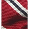 Drakes of London Regimental Silk Bow Tie 02 100x100 Drakes of London Regimental Silk Bow Tie