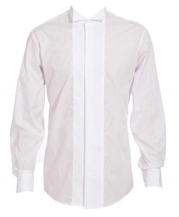 Dries Van Noten Tuxedo Shirt 1 Dries Van Noten Tuxedo Shirt