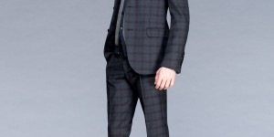 Gucci Glen Plaid Suit 01