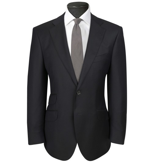 Hackett London Plain Chelsea Suit 1 Hackett London Plain Chelsea Suit