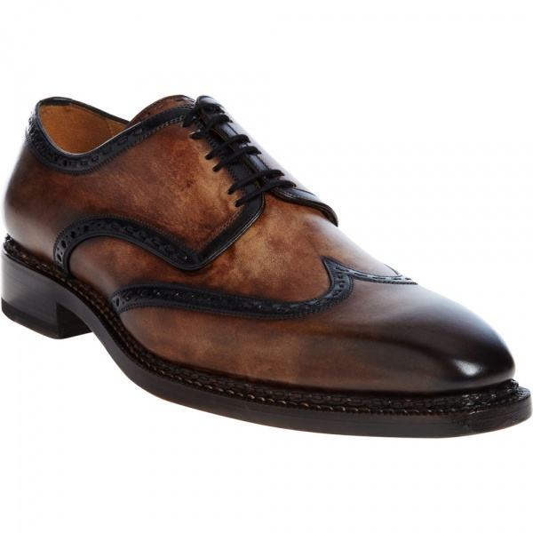 Harris Wingtip Blucher 1 Harris Wingtip Blucher
