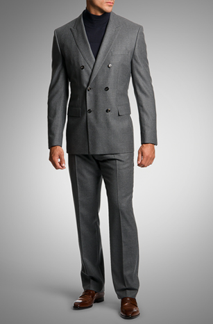 Hugo Boss Boss Black Slim Fit Double Breasted 6 Button Suit Hugo Boss Boss Black Slim Fit Double Breasted 6 Button Suit