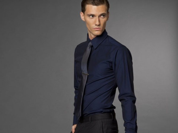 Indochino The Madras Royal Blue Shirt Indochino The Madras Royal Blue Shirt
