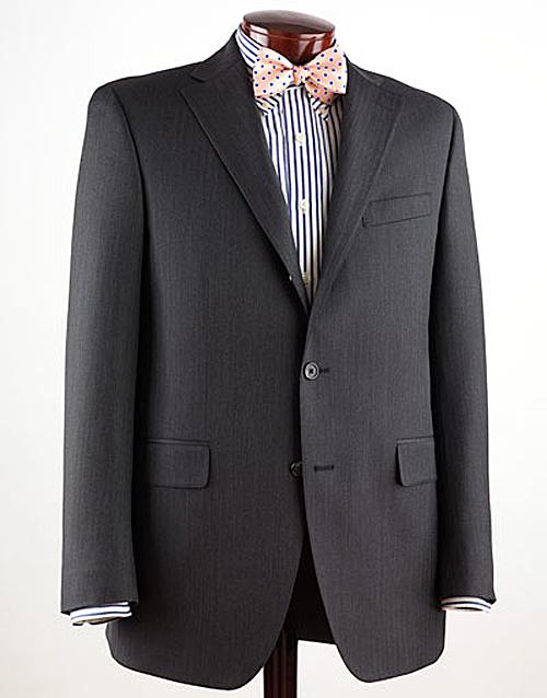 J. Press Three Button Merino Pressclusive Sack Suit1 J. Press Three Button Merino Pressclusive Sack Suit