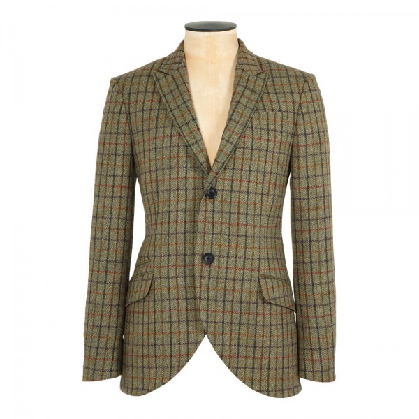 Jack Wills Gatesby Tweed Sportcoat 1 Jack Wills Gatesby Tweed Sportcoat