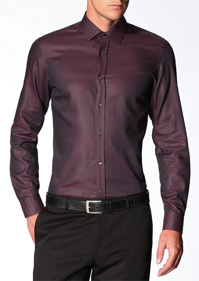 Joop Prien Shirt in Bordeaux Joop! Prien Shirt in Bordeaux