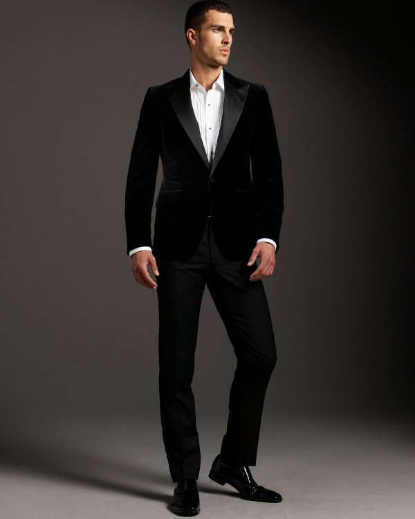 Lanvin Velvet Dinner Jacket 1 Lanvin Velvet Dinner Jacket