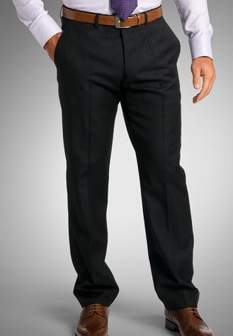 Hugo Boss Black Slim Fit 2-Button Suit | Suitored