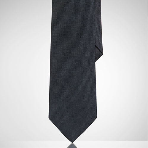 Picture 62 Ralph Lauren Black Label Narrow Repp Tie