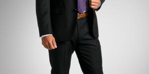 Hugo Boss Black Slim Fit 2-Button Suit