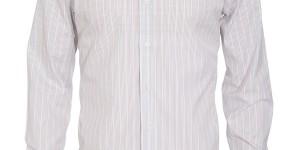 Raf Simons Check Stripe Shirt 1