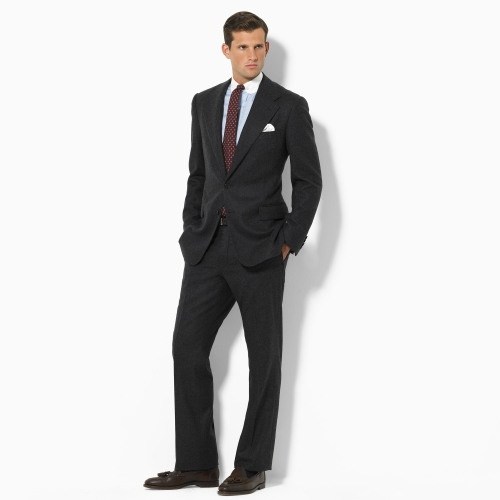 Ralph Lauren Garrison Virgin Wool Suit Ralph Lauren Garrison Virgin Wool Suit
