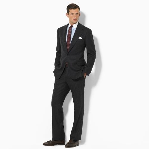 Ralph Lauren Garrison Virgin Wool Suit Ralph Lauren Garrison Virgin Wool Suit