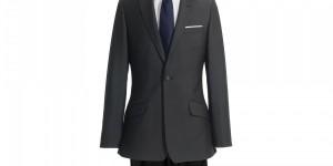 Reiss Sarto Suit in Lux Grey