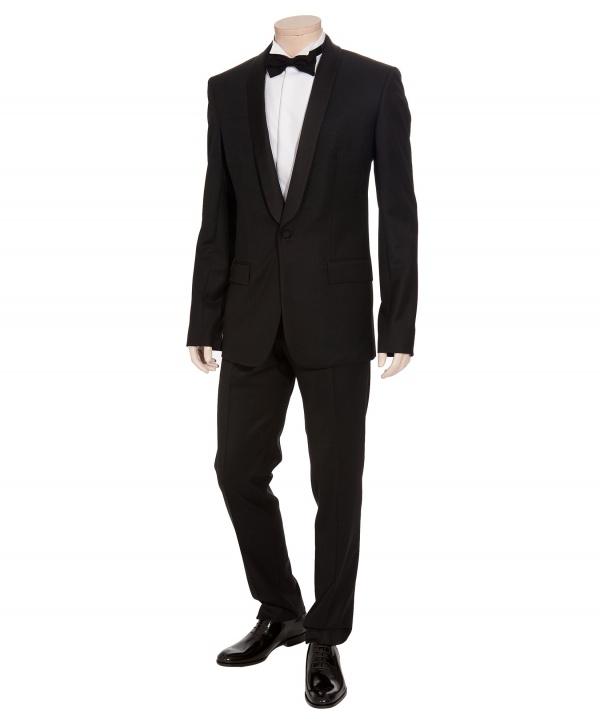 Shawl Lapel Tuxedo by MR. 01 Shawl Lapel Tuxedo by MR.