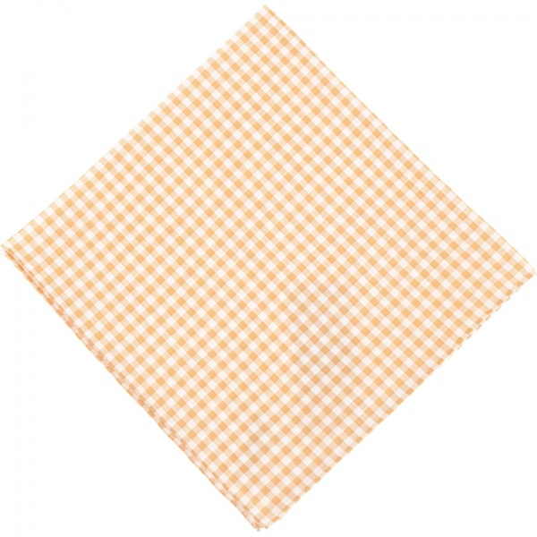 Simonnot Godard Gingham Check Handkerchief Simonnot Godard Gingham Check Handkerchief