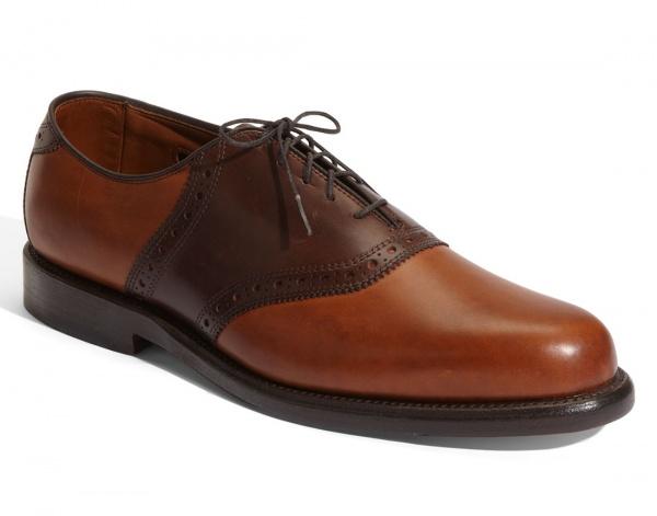 Allen Edmonds Shelton Saddle Shoe 1 Allen Edmonds Shelton Saddle Shoe