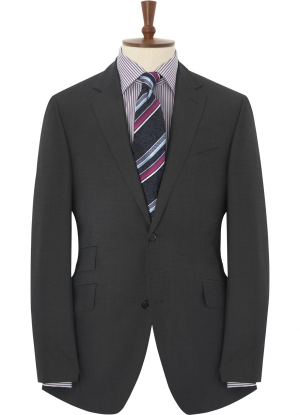 Austin Reed Charcoal Two Tone Suit Suitored
