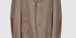 Brunello Cucinelli Twill Three-Button Sportcoat 1